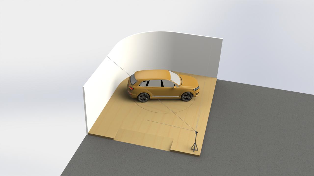 Fotocorner-Konzept L-Form