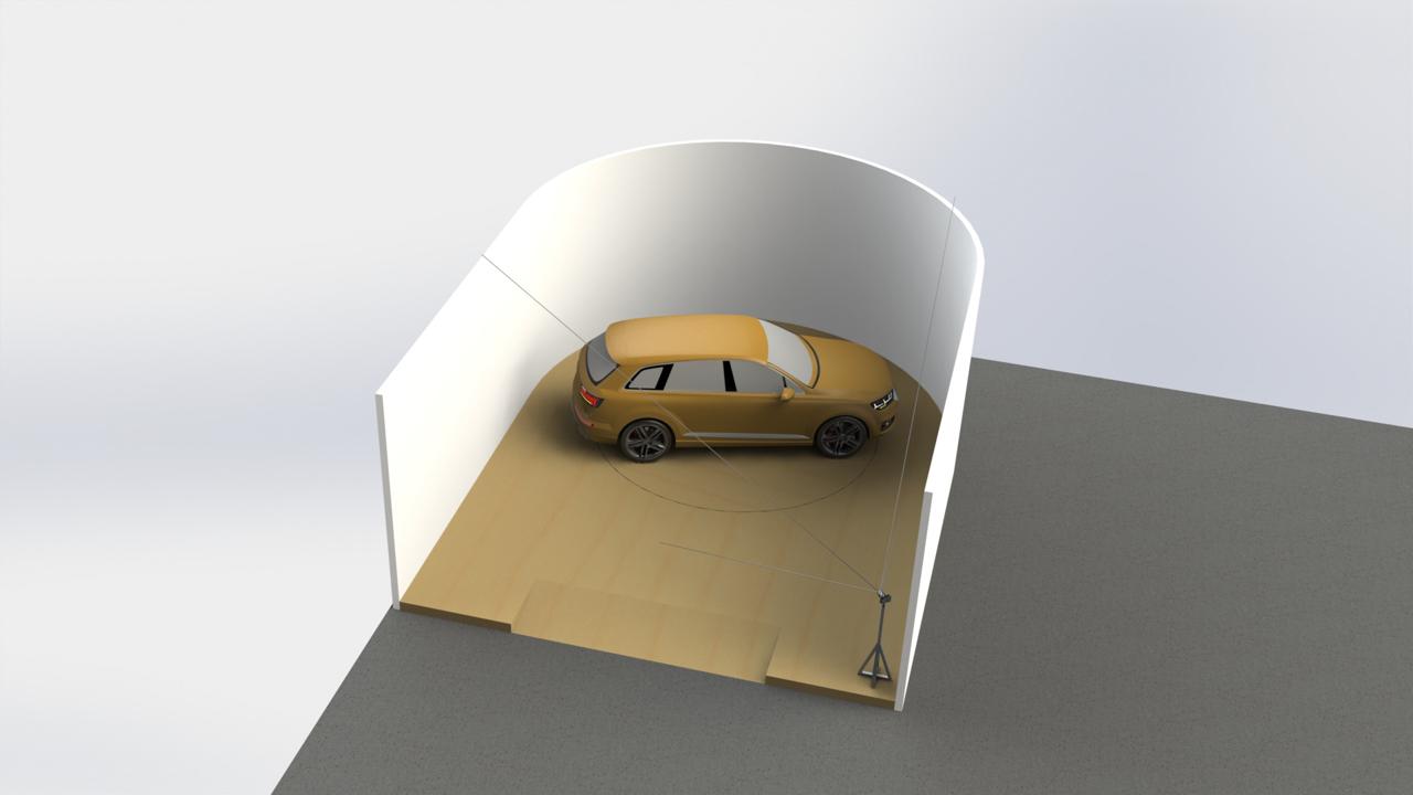 Fotocorner-Konzept U-Form
